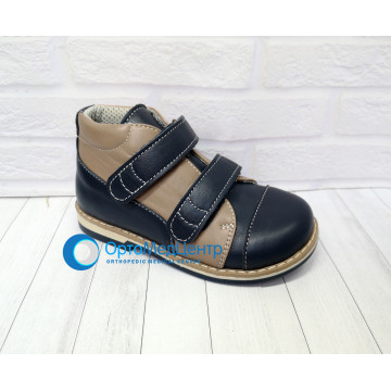 Дитячі ортопедичні черевики Kodo 608, Україна