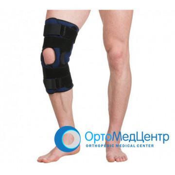 Бандаж компресійний на колінний суглоб (Роз'ємний) Трівес Т-8593 EVOLUTION, Росія
