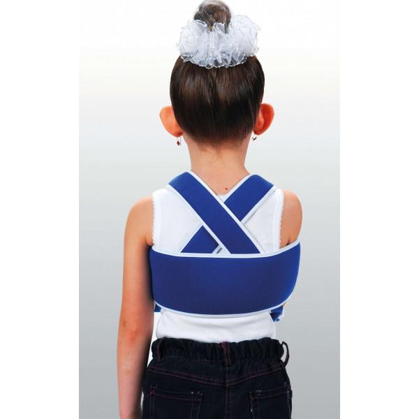 Бандаж для плеча та передпліччя сильної фіксації (пов'язка Дезо) Реабілітімед РП-6К-М1 (дитячий), Україна