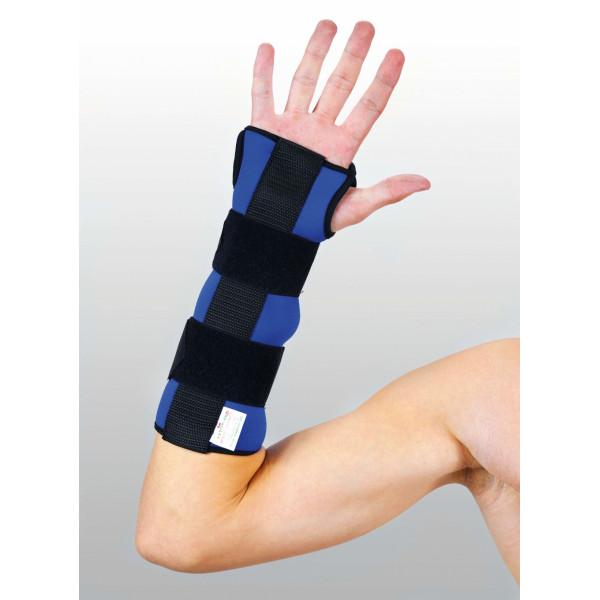 Ортез для фіксації променевозапясткового суглоба і великого пальця Реабілітімед ТУТОР-6К-В, Україна