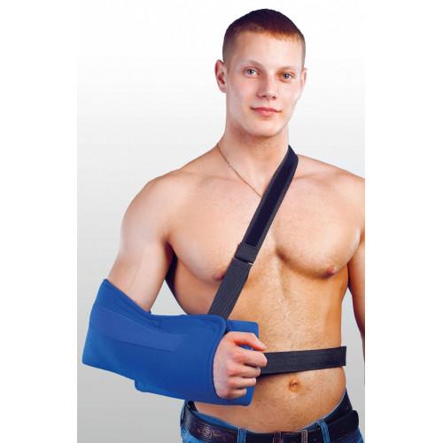 Бандаж для плечового суглоба з відвідної подушкою Реабілітімед РП-6У-10°, Україна