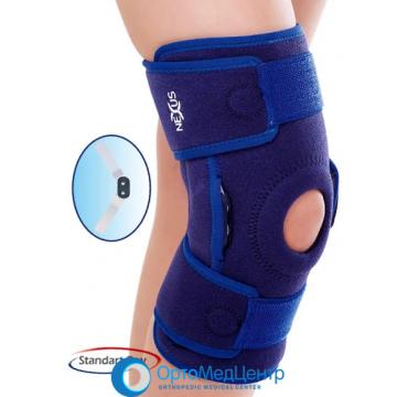 Ортез на колінний суглоб роз'ємний з шарнірами Variteks 894 (дорослий), Турція