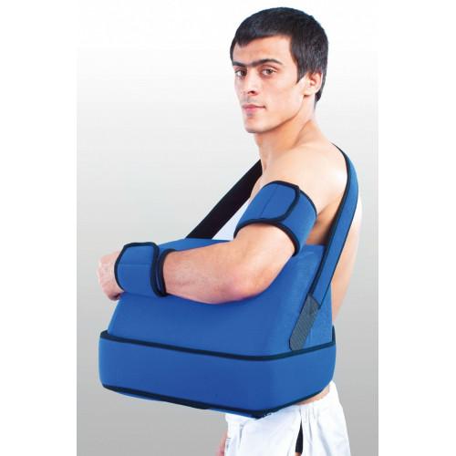 Бандаж для плечового суглоба і руки з відвідної подушкою Реабілітімед РП-6У-45°, Україна