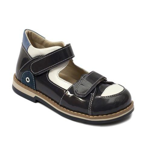 Ортопедичні туфлі з закритим носком Kodo 629, Україна