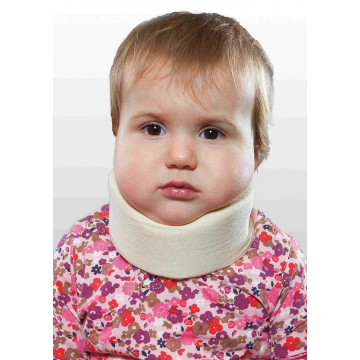 Бандаж для шиї дитячий, м'який (шина Шанца) Реабілітімед Ортез-2Н, Україна
