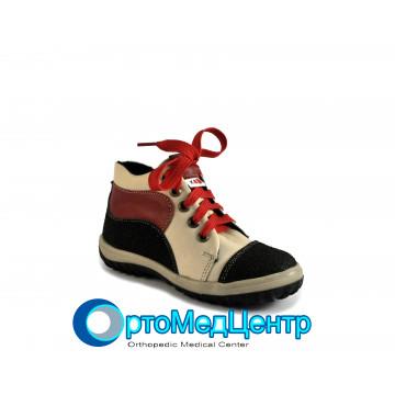 Ортопедичні кеди на шнурках Kodo 719, Україна