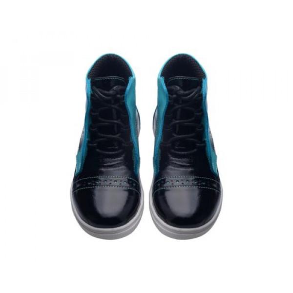 Ортопедичні черевики на шнурках Kodo 751, Україна