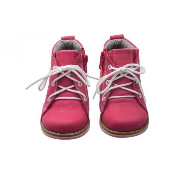 Ортопедичні черевики на шнурках Kodo 759, Україна