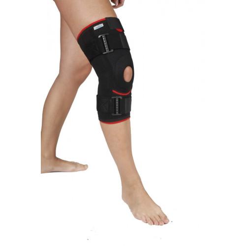 Бандаж для колінного суглоба (з шарнірами) Bercks BRK 2104, Турція