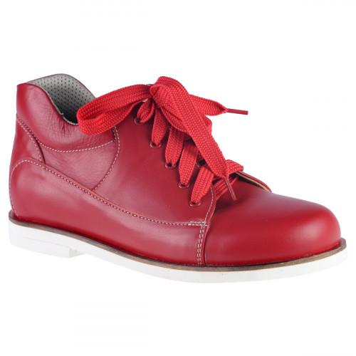 Ортопедичні черевики на шнурках Kodo 904, Україна