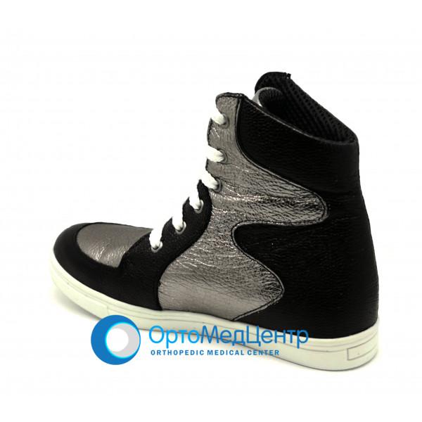 Ортопедичні черевики на шнурках Kodo 750, Україна