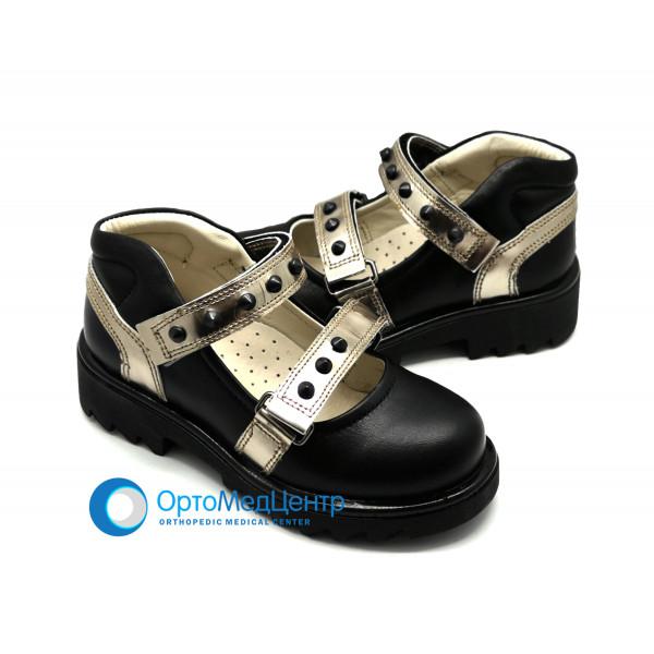 Профілактичні туфлі для дівчинки Puledro, Турція