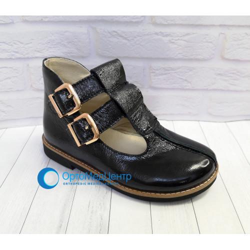 Ортопедичні туфлі для дівчинки Kodo 603, Україна