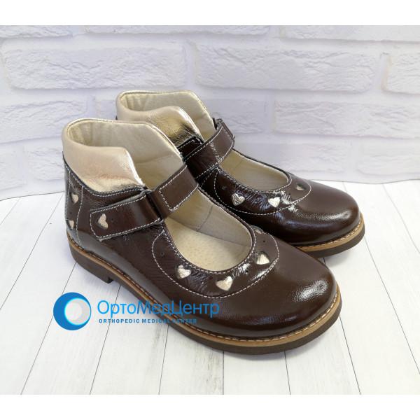 Туфлі для дівчинки Kodo 614, Україна
