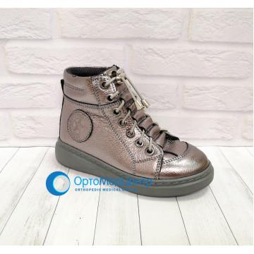 Демісезонні черевики на молнії та шнурках Tutubi, Турція