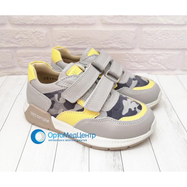Профілактично-ортопедічні кросівки Ortopedia, Турція