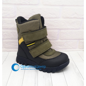 Демісезонні черевики на липучках, Tiflant - Туреччина