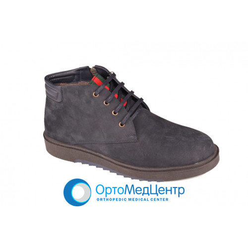 Зимові шкіряні чоловічі черевики Pandew, Турція