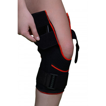 Наколінник для фіксації колінної чашечки відкритий Bercks BRK 2104A, Турція