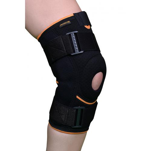 Бандаж для колінного суглоба (з шарнірами) Armor ARK 2104, Турція