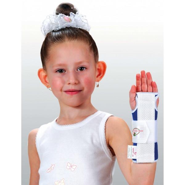Ортез для фіксації променезап'ясткового суглоба Реабілітімед ТУТОР-6К (дитячий), Україна