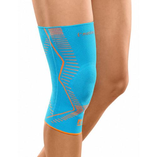 Бандаж колінний з силіконовим кільцем Medi Genumedi E+ (спорт), Німеччина