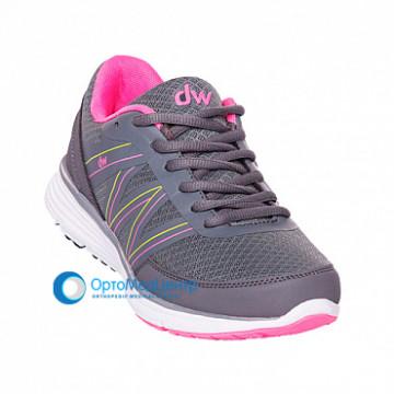 Жіночі ортопедичні кросівки для хворих на діабет dw active Cloudy Orchid Diawin, Німеччина