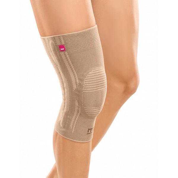 Бандаж колінний з силіконовим пателлярний кільцем Medi Genumedi III, Німеччина