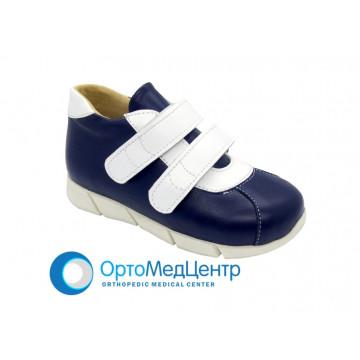 Дитячі ортопедичні кроссівки на липучках Kodo 733, Україна
