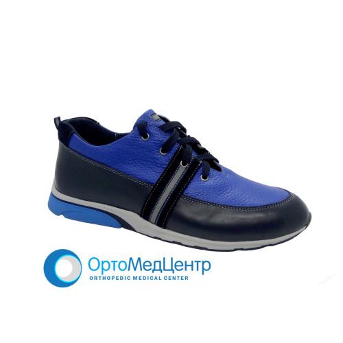 Чоловічі спортивні ортопедичні кросівки Kodo 910, Україна