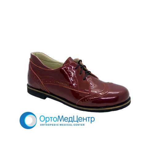 Ортопедичні туфлі Kodo 615, Україна