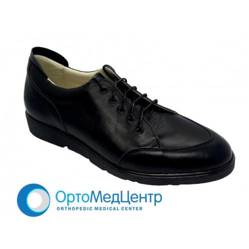 Осінні ортопедичні чоловічі туфлі  Kodo 916, Україна