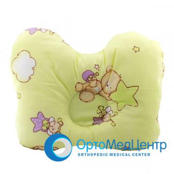 """Ортопедична подушка для немовлят """"Метелик"""". ОП-02"""