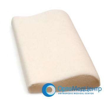 Ортопедична подушка з ефектом пам'яті універсальна